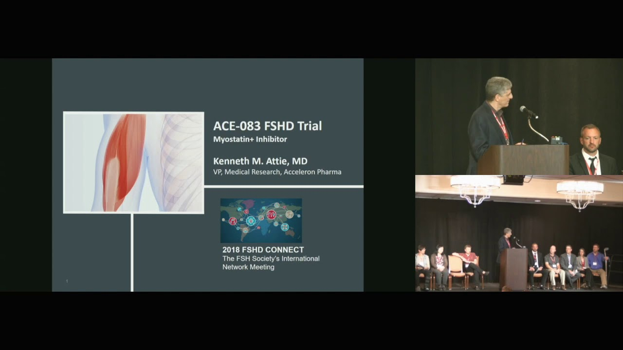 2018 FSHD Connect Therapeutics Panel Part 1