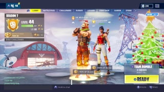 8th gift for 14 days of Fortnite!