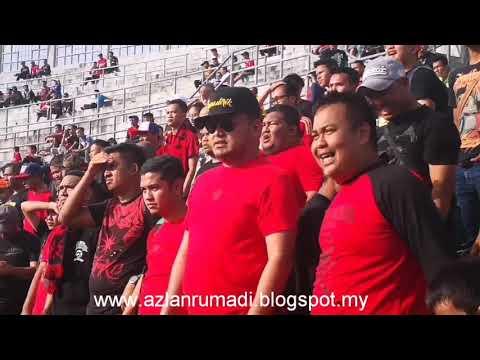 ANANG CABUT TERUS MANSANG BY GB13 ( SARAWAK VS FELCRA FC ) STADIUM PETRAJAYA KCHG SWK - 10.02.2018
