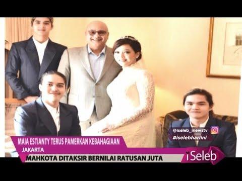 Maia Estianty Menikah Lagi, Dul Jaelani Merasa Tak Bahagia - iSeleb 01/11 Mp3