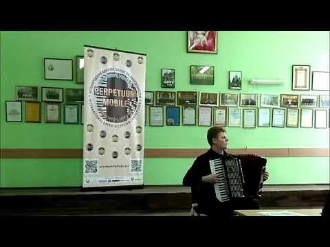 Павел Забродоцкий.Ф.Анжелис, Сюита.
