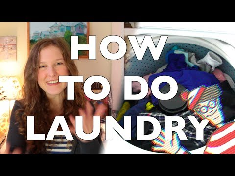 How to Do Laundry