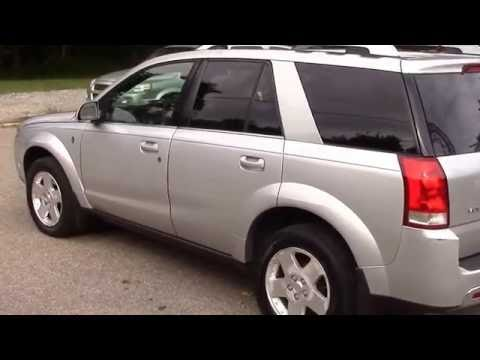 2006 Saturn Vue AWD V 6 Silver for sale
