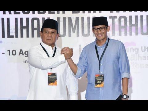 BPN Prabowo-Sandi Lapor DPT Ganda ke KPU