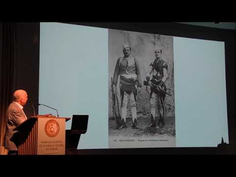 Philip Mansel: Salonica, Jerusalem of the Balkans, LHF Athens conference 2018