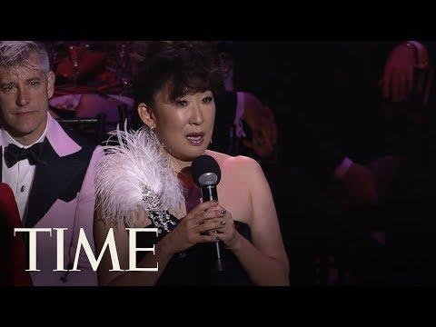 Dwayne Johnson, Hasan Minhaj, Sandra Oh & More Give Toasts At The TIME 100 Gala | TIME