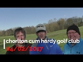 GOLF VLOG - GOLFING WITH THE GOLF CLUB CHAMPION - CAN I BEAT HIM AND HIS MATE?