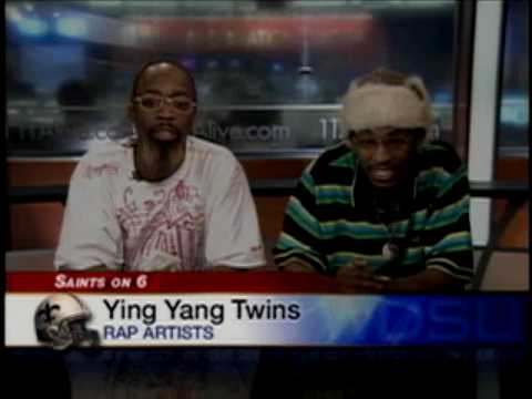 Ying Yang Twins On Getting Crunk In The Superdome