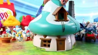 🎞 Smerfy Poszukiwacze zaginionej wioski 🇵🇱 film z zabawkami PL