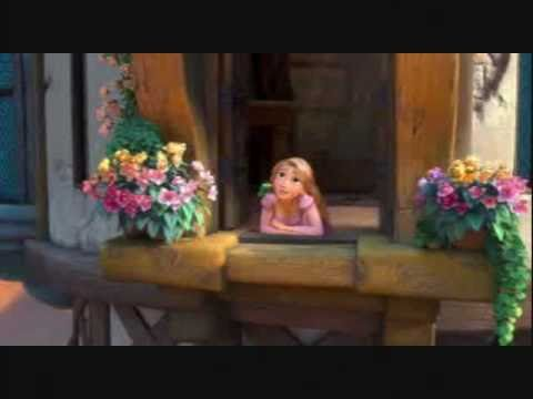 tangled rapunzelflynnif i never knew you youtube