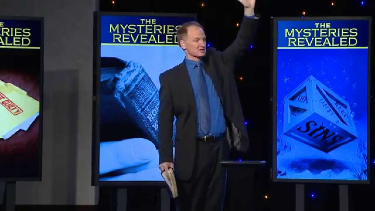 Revelation Today - The Mysteries Revealed - #3: Is There Hope For a Planet in Crisis?
