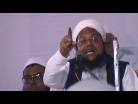 Mufti Harun Nadvi Sahab At Daman 29 12 2016  Part 10