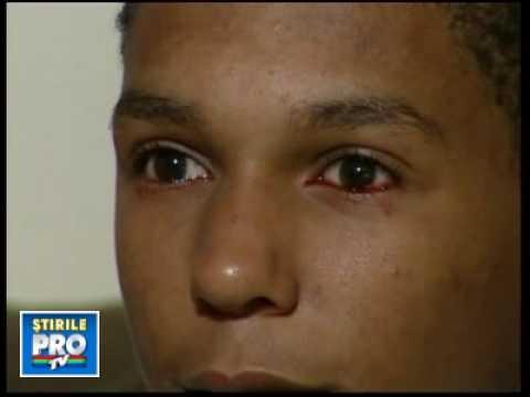 Calvino Inman Cries Tears Of Blood