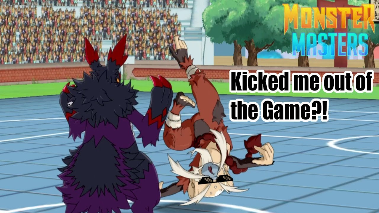 Download Monster Masters Gameplay - Android - Part96 He Kicked me out of the Game!