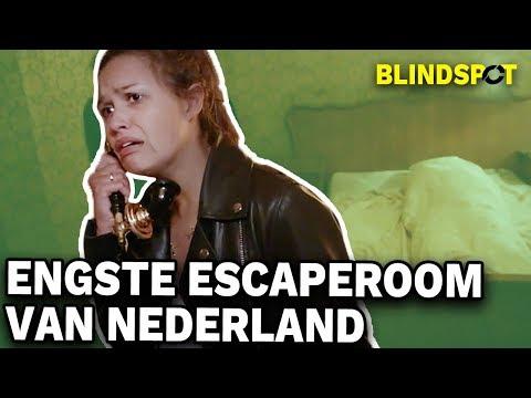 Holly DOODSBANG in HORROR HOTEL - CONCENTRATE Blindspot