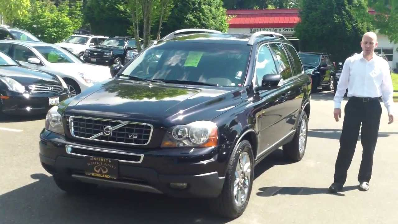 2007 volvo xc90 awd v8 review in 3 minutes you 39 ll be an. Black Bedroom Furniture Sets. Home Design Ideas