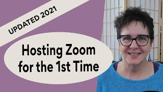 How to Host a Z๐om Meeting for the First Time UPDATED!   How to use Zoom