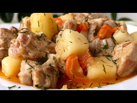 A Delicious Pork Stew (Some Secrets Of Making Tasty Stew)