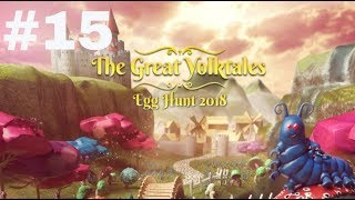 ROBLOX Egg Hunt 2018 The Great Yolktales #15: BLIZZARD VALLEY