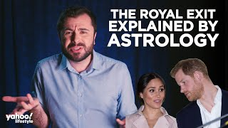 Astrology Predicted Meghan Markle & Prince Harry's Royal Exit | Popstrology | Yahoo! Lifestyle