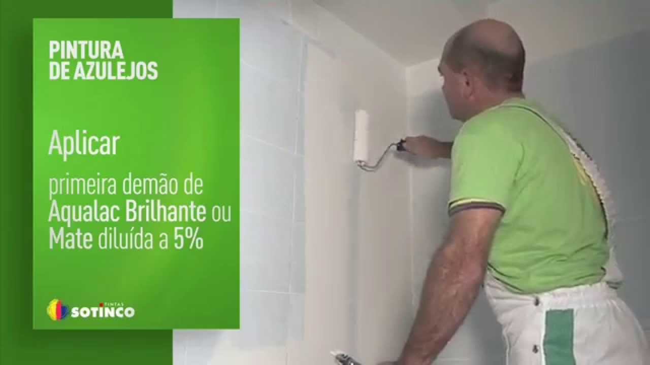 Sotinco Pintura De Azulejos Youtube