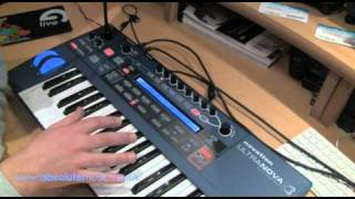 Absolute Music: Novation UltraNOVA Demo