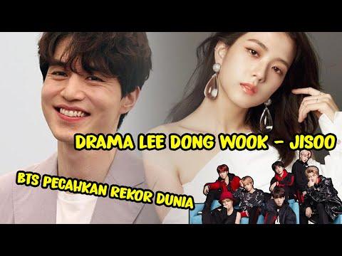 DRAMA KOREA TERBARU LEE DONG WOOK DAN JISOO BLACKPINK ❤️HEBOH REKOR BTS ❤️ MEREKA YANG MENIKAH