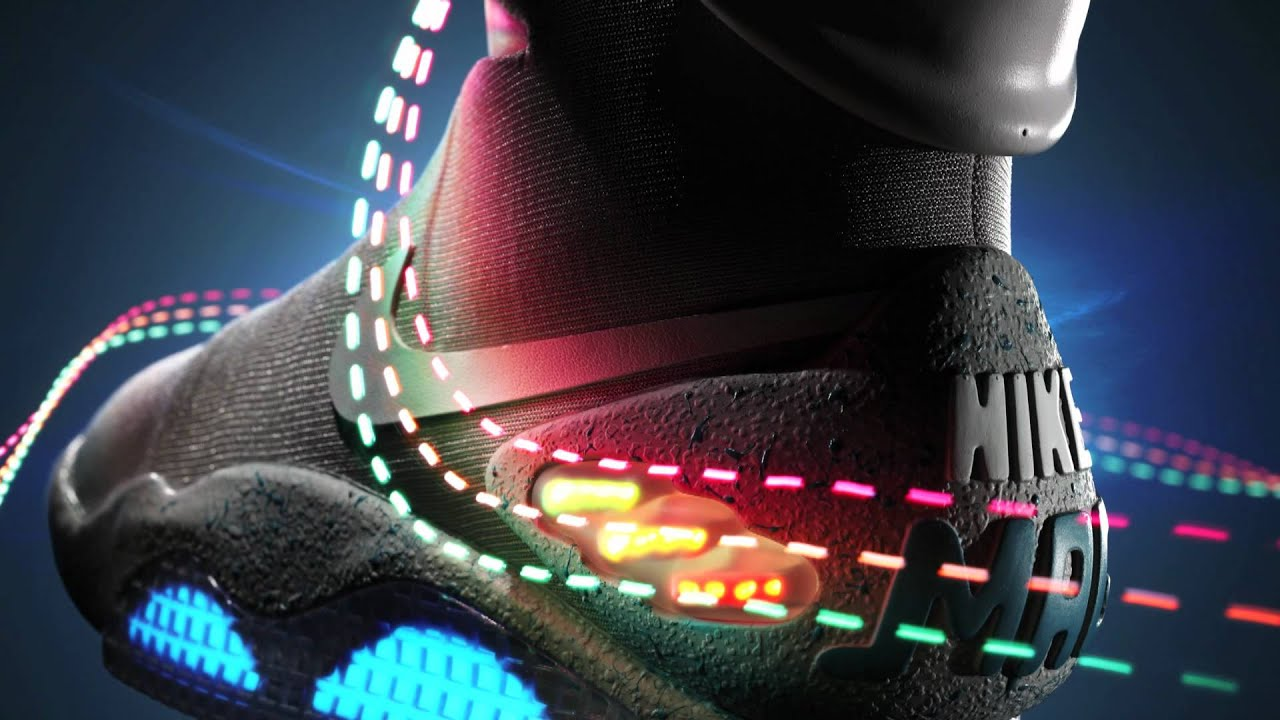 0ef9e180deb The 2011 NIKE MAG - It s About Time. - YouTube
