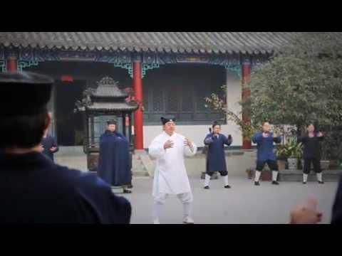 Wudang Master Chen Li Sheng