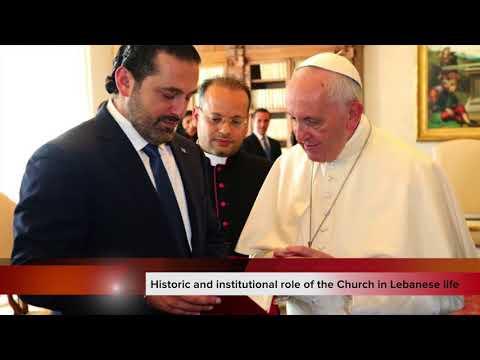 KTF News - Pope Francis Receives Prime Minister of Lebanon