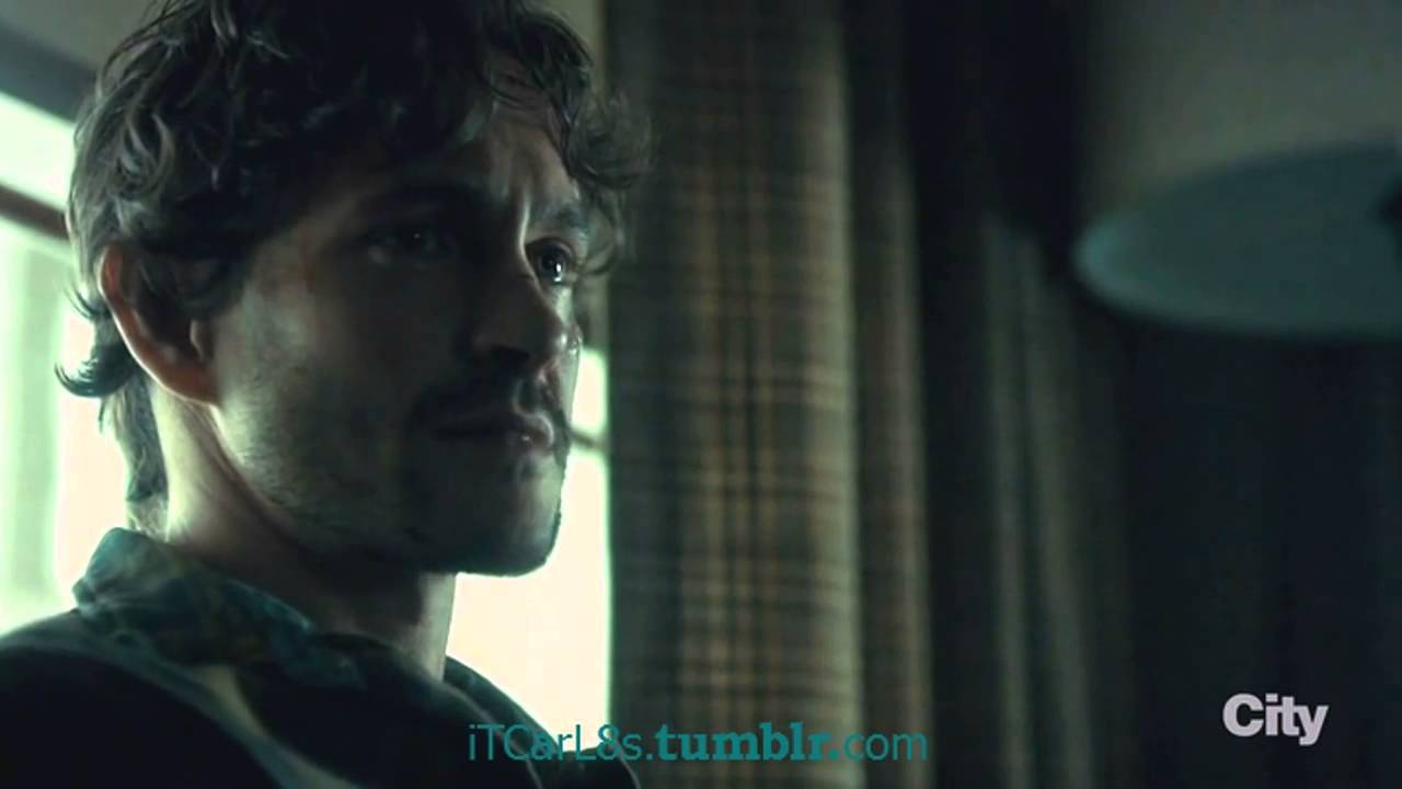 Download HANNIBAL • This is how you say GOODBYE to a (CANNIBAL) FRIEND • Season 3 Episode 7
