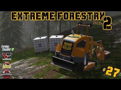 EXTREME FORESTRY STAGIONE 2 | #27 ep. - DEPOSITI ACQUA - FARMING SIMULATOR 17