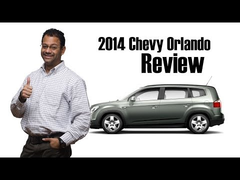 2014 Chevy Orlando   An Average Guy's Review