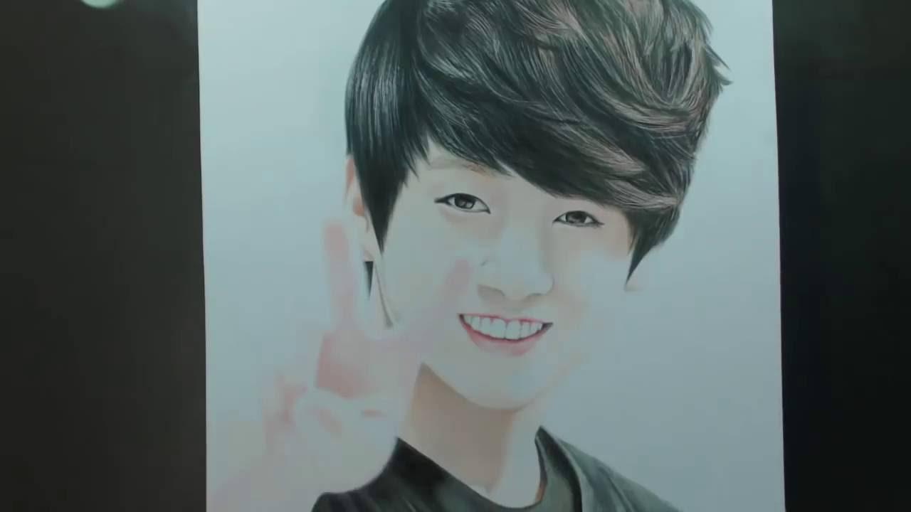 Jungkook Bts Drawings: JungKook (BTS)