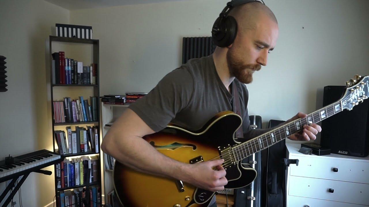Original tune with Epiphone Sheraton II through a Fender Bassbreaker 15