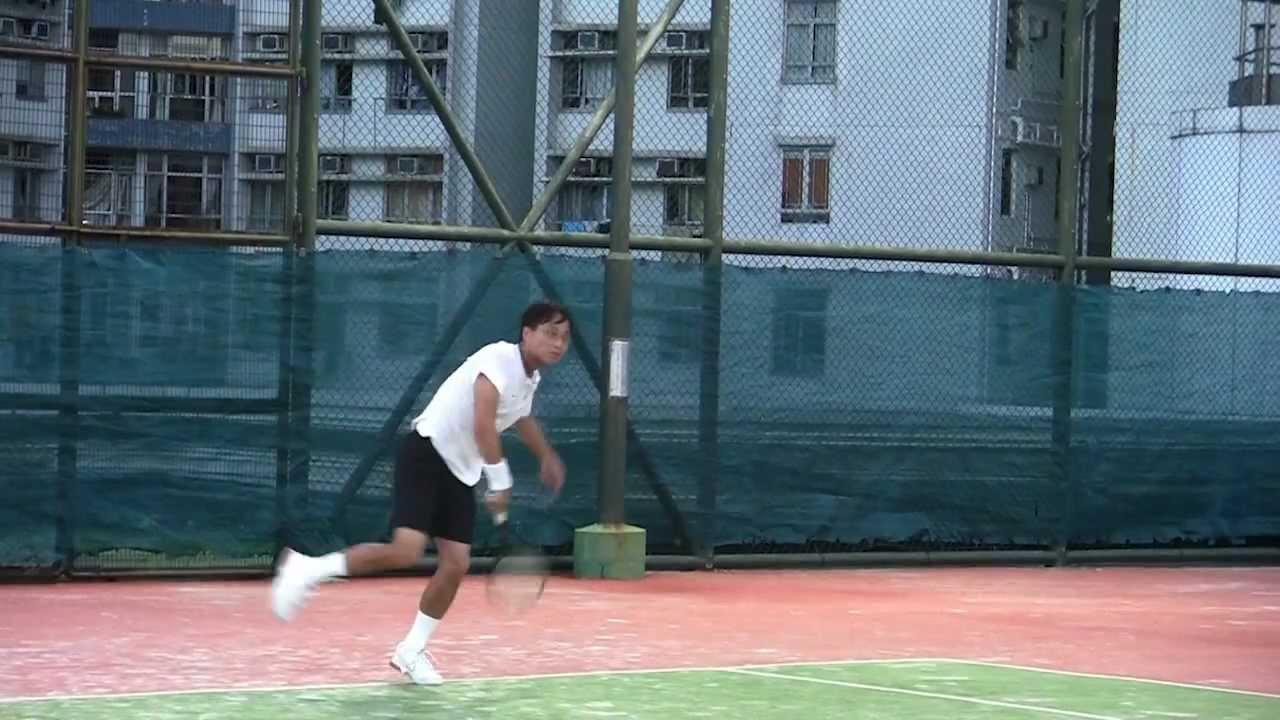 香港網球總會夏季聯賽2012 - 超敏博藝會網球隊進入準決賽 - YouTube