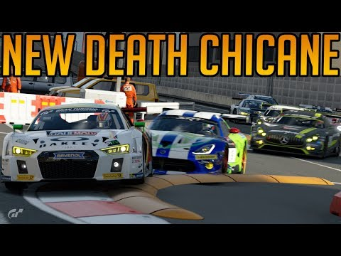 Gran Turismo Sport: The New Death Chicane thumbnail