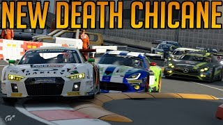 Gran Turismo Sport: The New Death Chicane