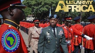 African Americans Shouldn't Move To Africa Without A Black Military (Part 1.)