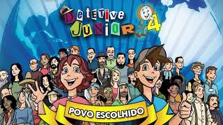 Detetive Junior 4   O comeco do Povo de Deus