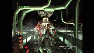 The House Of The Dead 3 HD, PS3, Full Playthrough