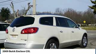 2009 Buick Enclave Indianapolis IN PA9000