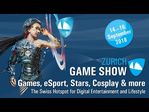 19.09.2018 | STAR NEWS | ZURICH GAME SHOW 2018