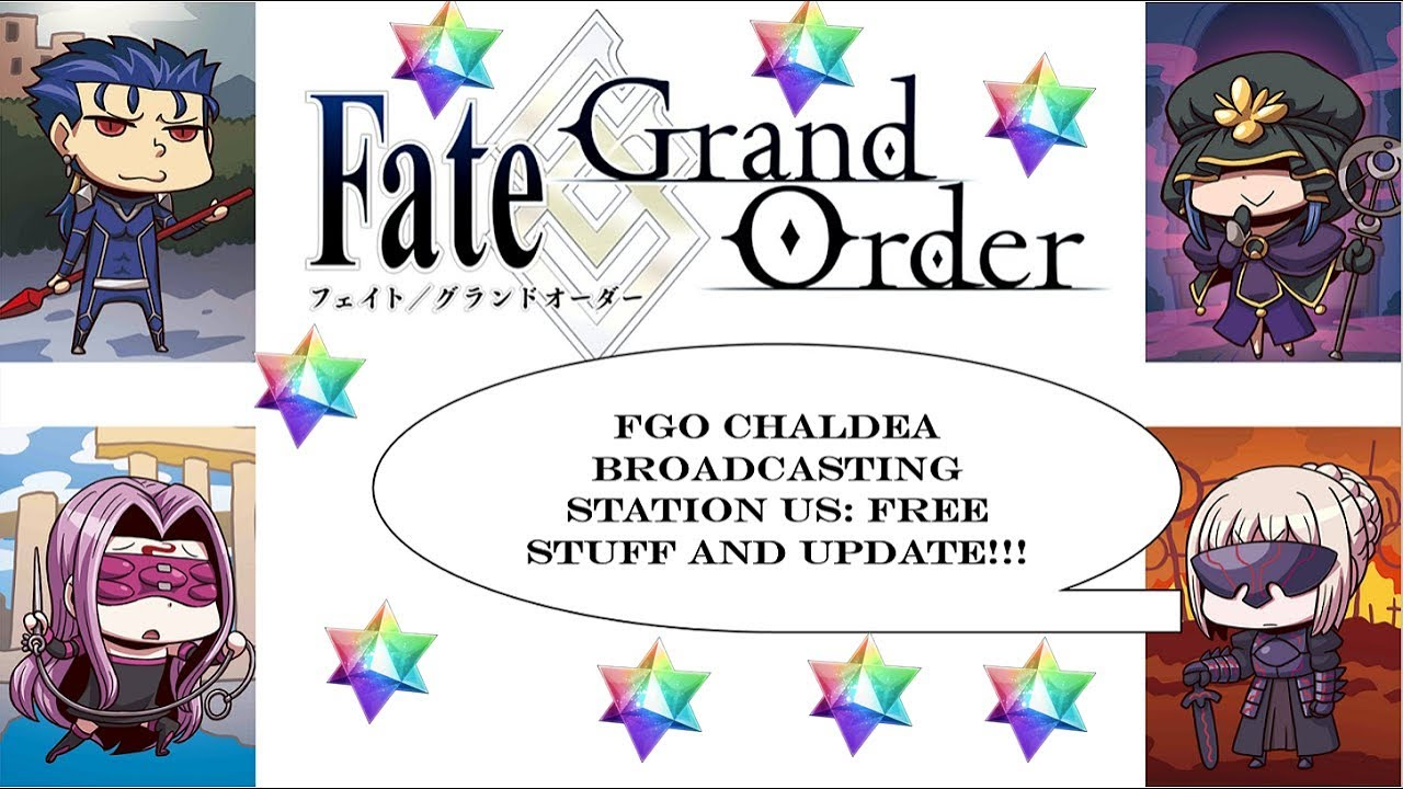 fate grand order free saint quartz