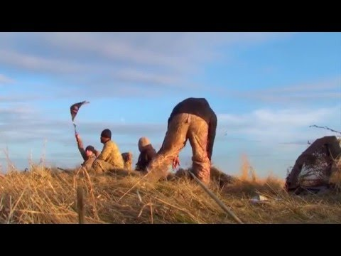 Saskatchewan Canada Goose Hunt - The Fowl Life Season 3-5