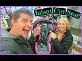 BUYING THE RIGHT INFANT CAR SEAT! (DAY 779)