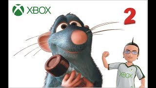 Ratatouille Parte 2 - xbox 360