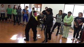 Inicia STAUS y UNISON el 1er curso de defensa personal femenil y control de conflictos