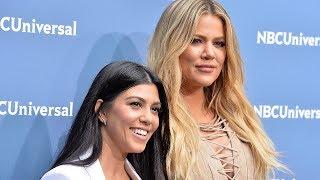 Kourtney Kardashian Upset With Khloe For THIS Reason