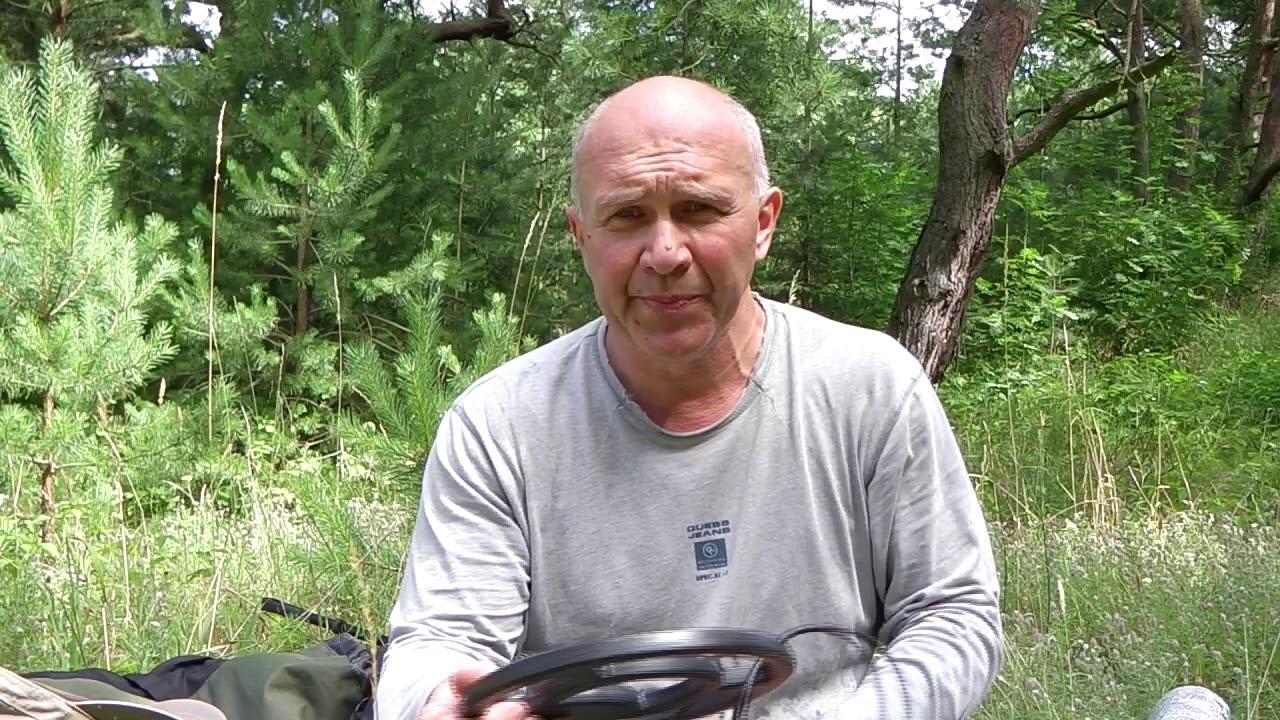 Поиск с металлоискателем лето зима